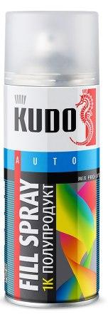 KU-9900 FILL SPRAY KUDO 1K полупродукт 520мл